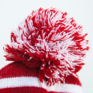 Eskimo Augers Heavyweight Striped Knit Hat 23050