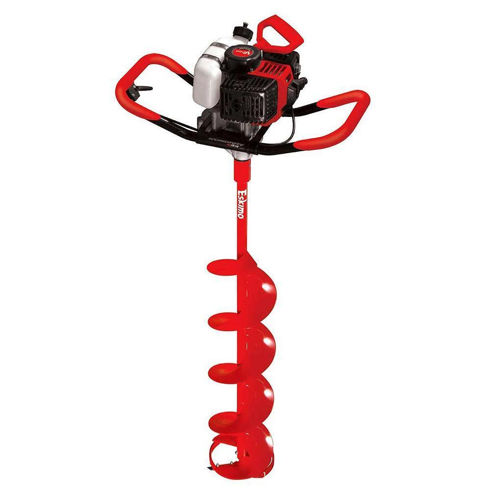 Eskimo Stingray 8 Inch Gas Powered Auger As33q8 Clancy