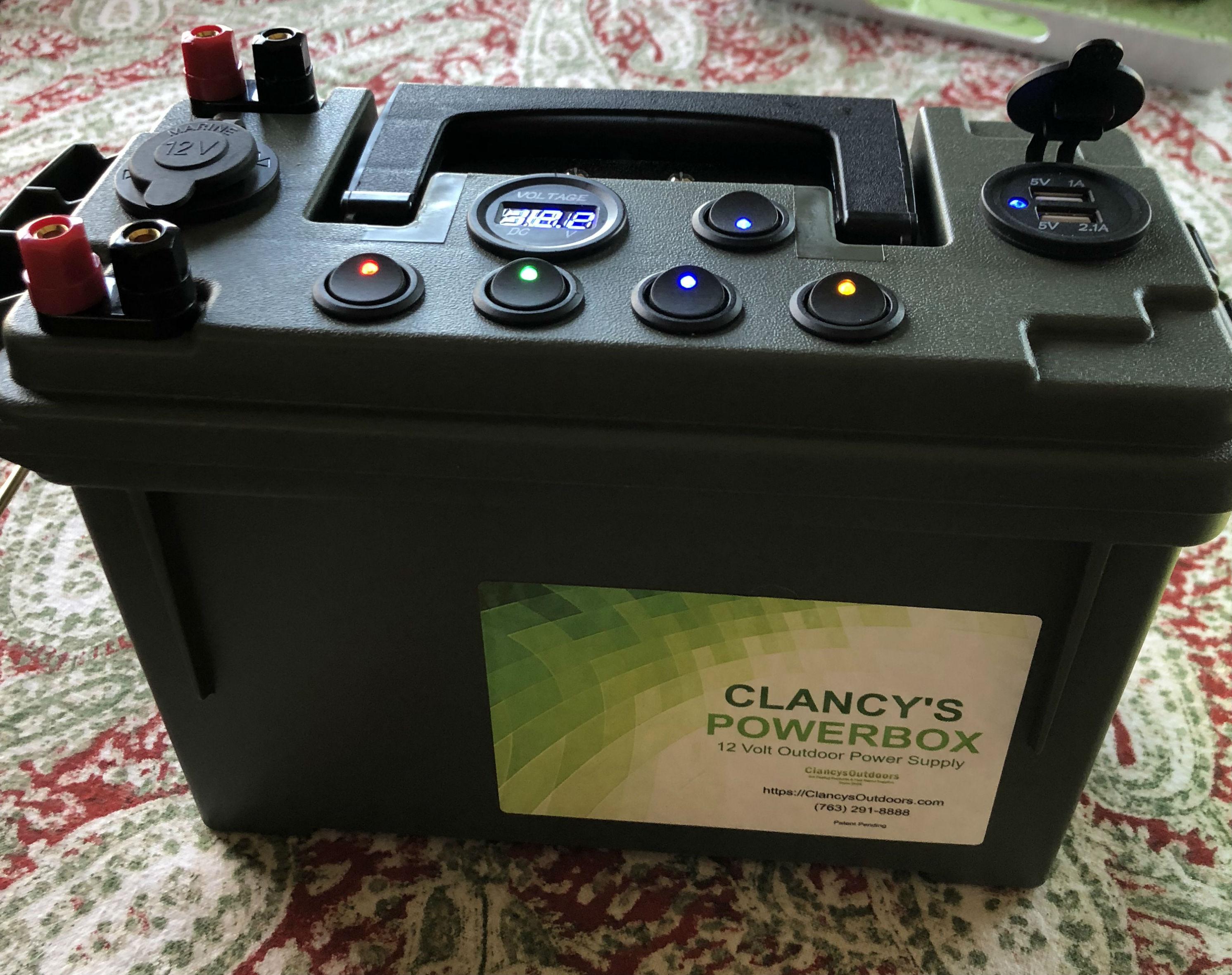 Clancy's Original PowerBox
